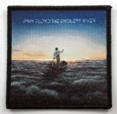 Pink Floyd - 'The Endless River' Woven Patch
